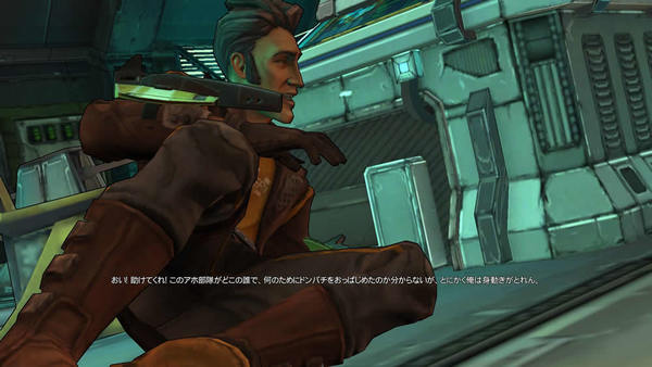 武器の種類は無限大!? RPG的な楽しみもできるFPS「Borderlands: The Pre-Sequel」