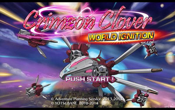『Crimson Clover WORLD IGNITION』