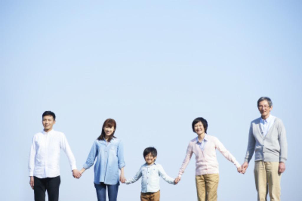 離れて暮らす家族も安心