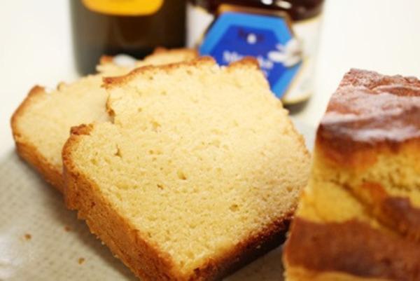 ライスブランオイル パウンドケーキ