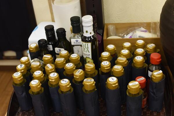 金田油店 油