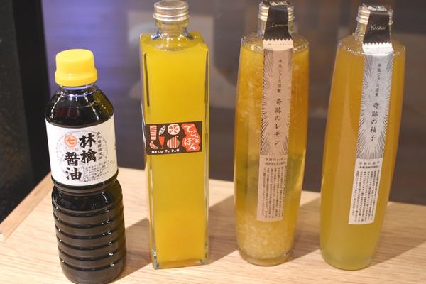 東京オーブン 赤坂 林檎醤油 本気ジュース