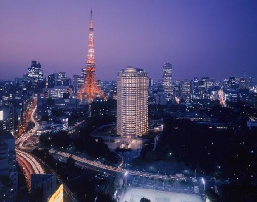 ザ・プリンス パークタワー東京で「スズムシカフェ」