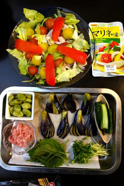 野菜寿司 レシピ 材料
