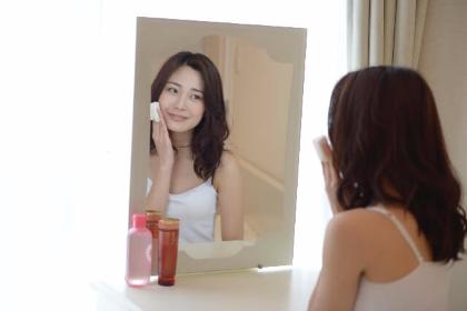化粧崩れ防ぐ化粧下地