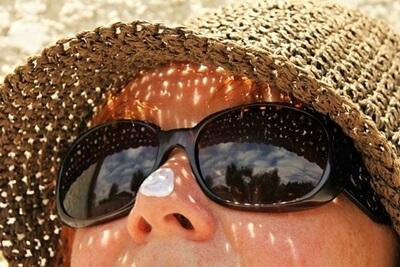 紫外線吸収剤不使用の日焼け止め