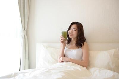 ユーグレナファーム緑汁の美肌効果