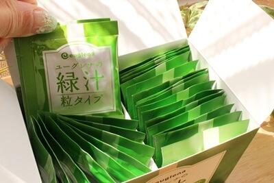 ユーグレナファーム緑汁 粒タイプ