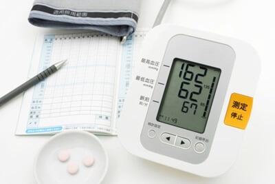 高血圧の原因にも